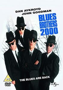 Os Irmãos Cara-de-Pau 2000 - Poster / Capa / Cartaz - Oficial 3
