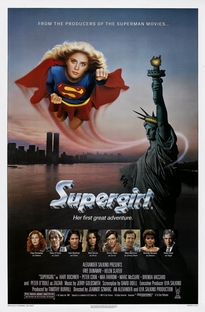 Supergirl - Poster / Capa / Cartaz - Oficial 1