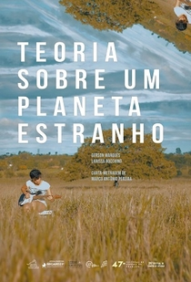 Teoria Sobre um Planeta Estranho - Poster / Capa / Cartaz - Oficial 1
