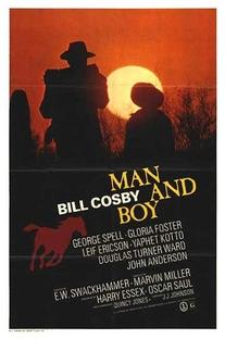 O Homem e o Menino  - Poster / Capa / Cartaz - Oficial 1