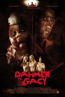 Dahmer vs. Gacy - Poster / Capa / Cartaz - Oficial 1