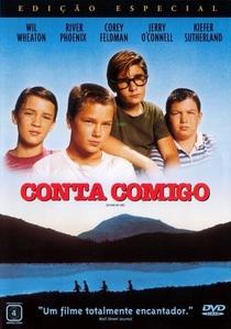 Conta Comigo - Poster / Capa / Cartaz - Oficial 14