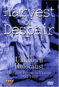 Harvest of Despair - The Unknown Holocaust - Poster / Capa / Cartaz - Oficial 1