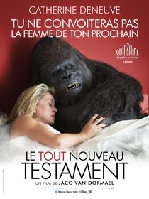 O Novíssimo Testamento - Poster / Capa / Cartaz - Oficial 4