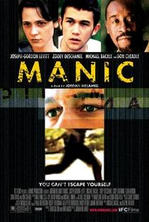 Maníaco - Poster / Capa / Cartaz - Oficial 2