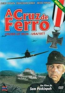 A Cruz de Ferro - Poster / Capa / Cartaz - Oficial 10