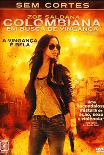 Colombiana - Em Busca de Vingança - Poster / Capa / Cartaz - Oficial 6