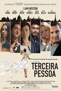 Terceira Pessoa - Poster / Capa / Cartaz - Oficial 3