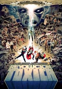 Praga Zumbi: Revolução Tóxica - Poster / Capa / Cartaz - Oficial 1