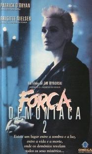 Força Demoníaca 2 - Poster / Capa / Cartaz - Oficial 2