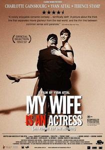 Ma Femme Est Une Actrice - Poster / Capa / Cartaz - Oficial 1