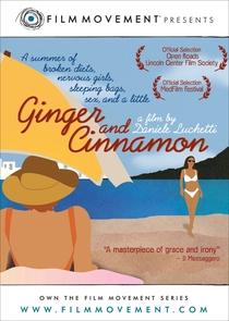 Ginger and Cinnamon - Poster / Capa / Cartaz - Oficial 1