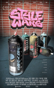 Style Wars - Poster / Capa / Cartaz - Oficial 2