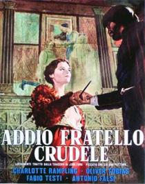 Adeus, Irmão Cruel - Poster / Capa / Cartaz - Oficial 4