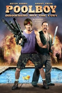 Poolboy: Drowning Out the Fury - Poster / Capa / Cartaz - Oficial 1