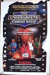 The Underground Comedy Movie - Poster / Capa / Cartaz - Oficial 2