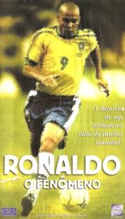Ronaldo - O Fenômeno - Poster / Capa / Cartaz - Oficial 1