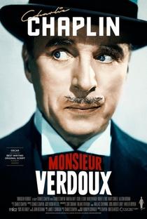 Monsieur Verdoux - Poster / Capa / Cartaz - Oficial 8