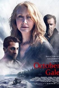 October Gale - Poster / Capa / Cartaz - Oficial 1
