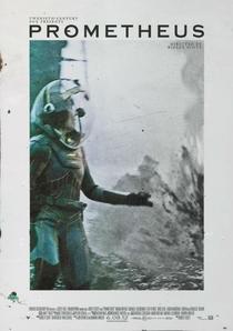 Prometheus - Poster / Capa / Cartaz - Oficial 13