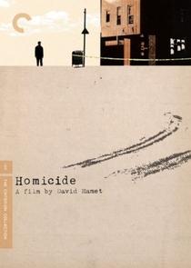 Homicídio - Poster / Capa / Cartaz - Oficial 1