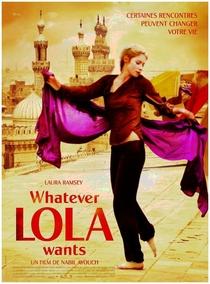 Tudo que Lola quiser - Poster / Capa / Cartaz - Oficial 2
