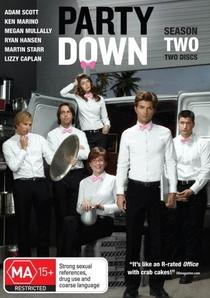 Party Down (2ª Temporada) - Poster / Capa / Cartaz - Oficial 1