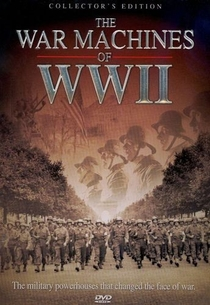 As Máquinas da Segunda Guerra Mundial – Os Americanos - Poster / Capa / Cartaz - Oficial 2