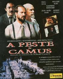 A Peste de Camus - Poster / Capa / Cartaz - Oficial 2