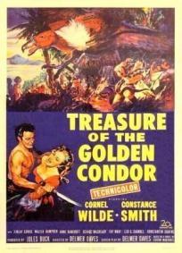 O Tesouro do Condor de Ouro - Poster / Capa / Cartaz - Oficial 1