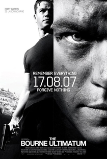 O Ultimato Bourne - Poster / Capa / Cartaz - Oficial 7