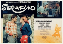 Serafino ou l'amour aux champs - Poster / Capa / Cartaz - Oficial 5