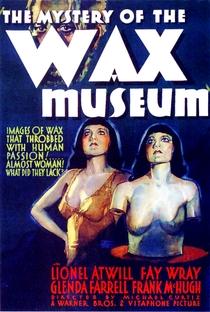Os Crimes do Museu - Poster / Capa / Cartaz - Oficial 1