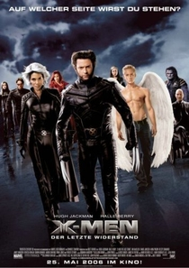 X-Men: O Confronto Final - Poster / Capa / Cartaz - Oficial 3