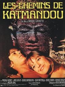 Os Caminhos de Katmandou - Poster / Capa / Cartaz - Oficial 1