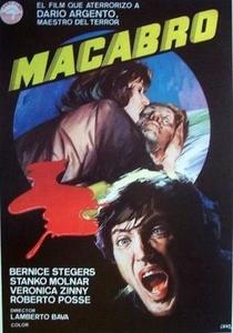 Macabro - Poster / Capa / Cartaz - Oficial 2