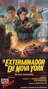 O Exterminador de Nova York - Poster / Capa / Cartaz - Oficial 1