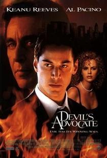 Advogado do Diabo - Poster / Capa / Cartaz - Oficial 2