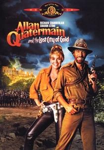 Allan Quatermain e a Cidade do Ouro Perdido - Poster / Capa / Cartaz - Oficial 2