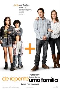 De Repente uma Família - Poster / Capa / Cartaz - Oficial 2
