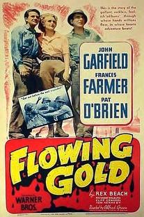 Ouro e Líquido - Poster / Capa / Cartaz - Oficial 1