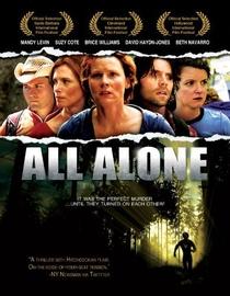 All Alone - Poster / Capa / Cartaz - Oficial 3