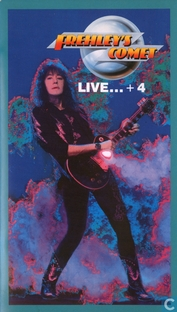 Frehley's Comet Live... +4 - Poster / Capa / Cartaz - Oficial 1