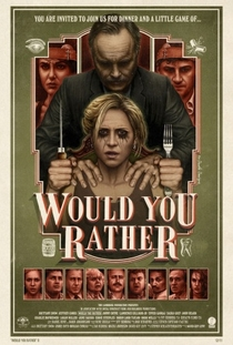 Would You Rather - Poster / Capa / Cartaz - Oficial 3
