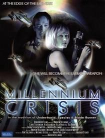 Millennium Crisis - Poster / Capa / Cartaz - Oficial 1