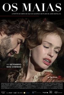 Os Maias - (Alguns) Episódios da Vida Romântica - Poster / Capa / Cartaz - Oficial 1