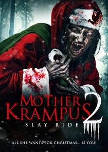 Mother Krampus 2: Slay Ride - Poster / Capa / Cartaz - Oficial 2