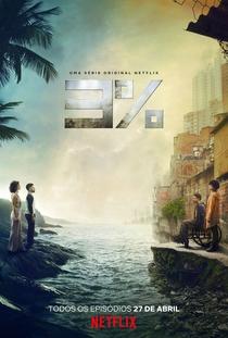 3% (2ª Temporada) - Poster / Capa / Cartaz - Oficial 2