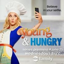 Jovem e Gourmet (1ª Temporada) - Poster / Capa / Cartaz - Oficial 3