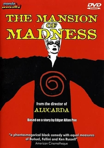 The Mansion of Madness - Poster / Capa / Cartaz - Oficial 1
